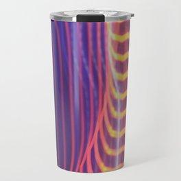 Abstract Eye Travel Mug