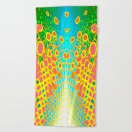 Engage Plasma Beam Beach Towel