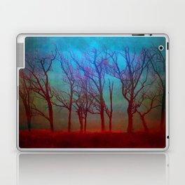 Landscape of a Fantasy Laptop & iPad Skin