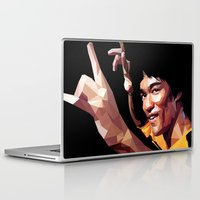 lee pace Laptop & iPad Skins featuring lee by gazonula
