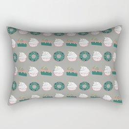 Eat Me 3 Rectangular Pillow