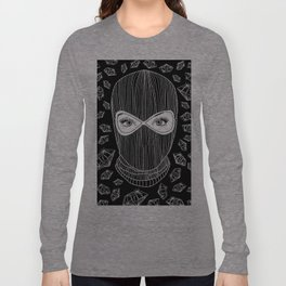 Cat Burglar Long Sleeve T-shirt