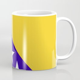 Bosnia and Herzegovina flag emblem Coffee Mug