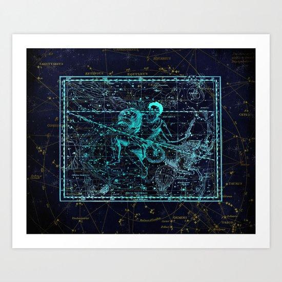 Aquarius, Constellation map, Zodiac, Sign sky, Stars, Universe, astrology, astrological by gypsydreams06