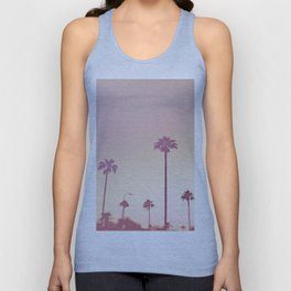 A day in Cali Unisex Tank Top