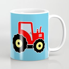 Red toy tractor Coffee Mug