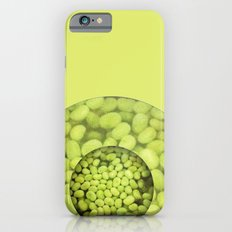 Green Beans iPhone 6s Slim Case