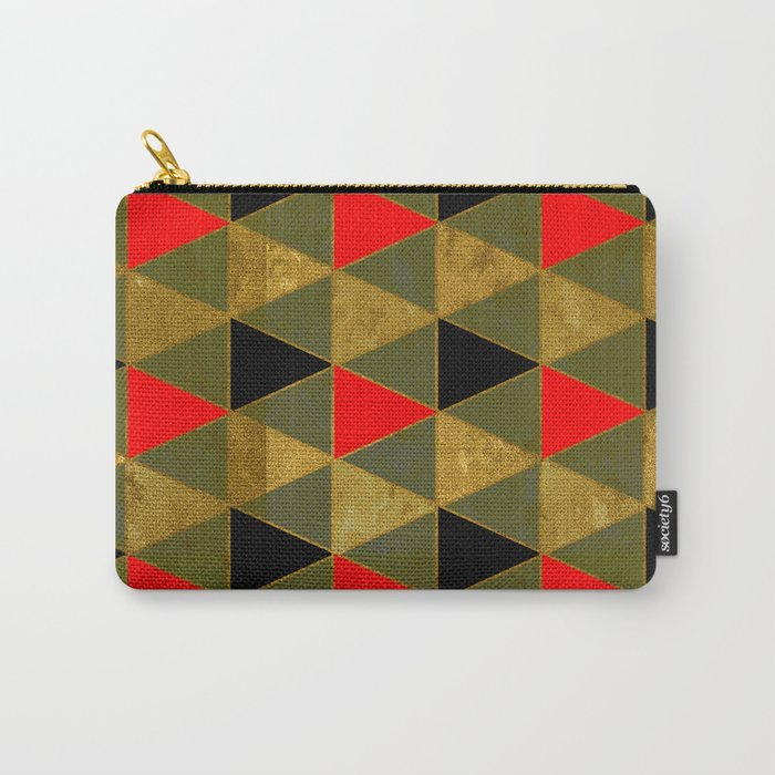 Abstract #481 Carry-All Pouch