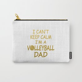 I'M A VOLLEYBALL DAD Carry-All Pouch