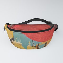 The Fish Fanny Pack