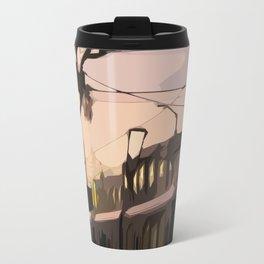 N Line, San Francisco  Travel Mug