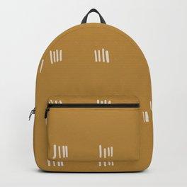 desert checks Backpack