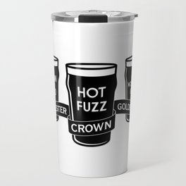 The Winchester, The Crown & The Golden Mile Travel Mug