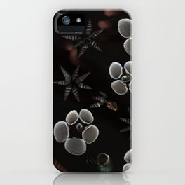 Seashells // #ScannedSeries iPhone Case