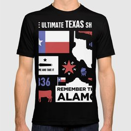The Ultimate Texas Shirt T-shirt