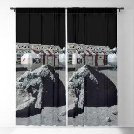 Space 1999 Eagle 1 Blackout Curtain