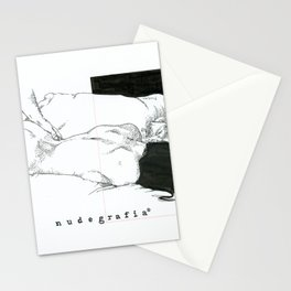 NUDEGRAFIA - 59  love Stationery Cards