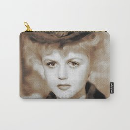 Angela Lansbury, Actress Carry-All Pouch