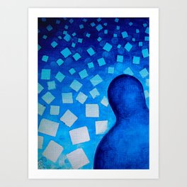 Sea of Windows Art Print