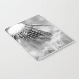Dandelion Whispers Notebook