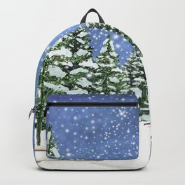 A Winter's Night Backpack