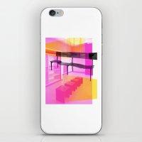 bauhaus iPhone & iPod Skins featuring Bauhaus by mJdesign