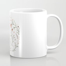 Watercolor Bunny Coffee Mug