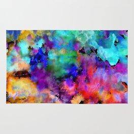 Big watercolor Rug