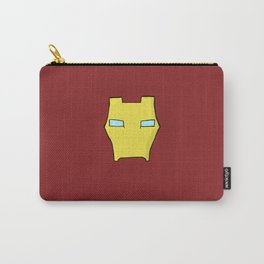 Iron Man Mask Carry-All Pouch