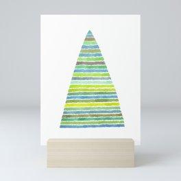 big tree Mini Art Print