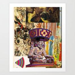 Vol 2 - Pg 18 Art Print