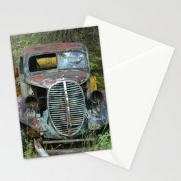 OldTruck Stationery Cards