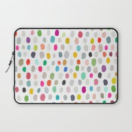 fava 5 sq Laptop Sleeve