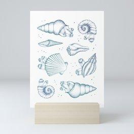 Ocean Gems Mini Art Print
