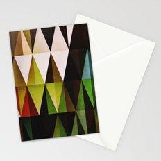 green yyyr Stationery Cards