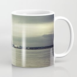 Poolbeg Chimneys Dublin 2017 Coffee Mug