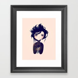 Edward Framed Art Print