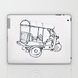Tuk Tuk Thailand Laptop & iPad Skin