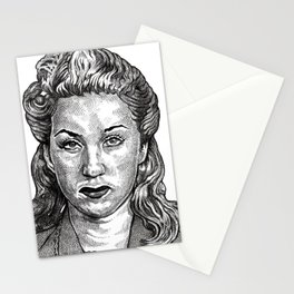 Double Indemnity Stationery Cards