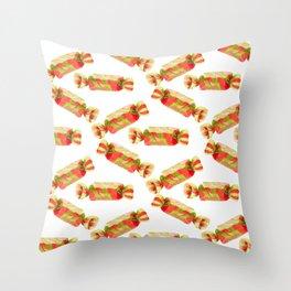 Bonbons Throw Pillow