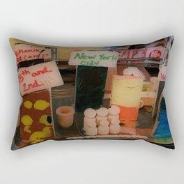 Artist in the Making Rectangular Pillow