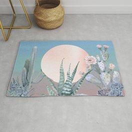 Desert Twilight by Nature Magick Rug