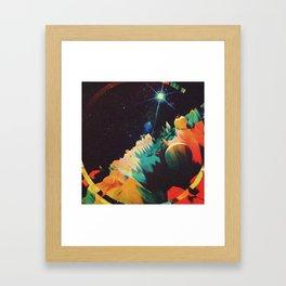 ANDRØMEDAE Framed Art Print