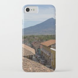 Mombacho iPhone Case