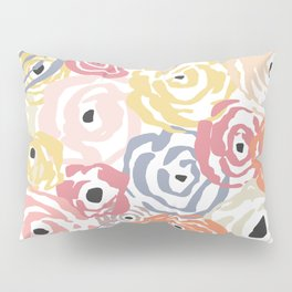 Colorful Flower Bundle Pillow Sham