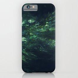 Vegetation iPhone Case