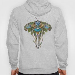 Botanical Butterfly No. 1 Hoody