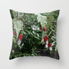 Back to life... Throw Pillow