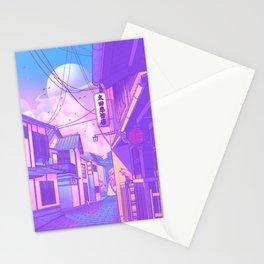 City Pop Kyoto Stationery Cards
