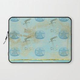 Beach Design Laptop Sleeve